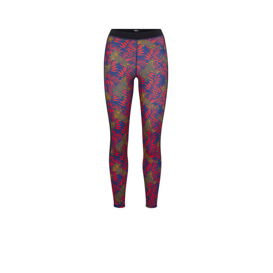 LEGGINGS NEGROS TIGERTROPIZ;