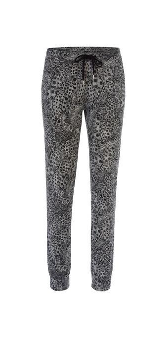 Pantalón gris claro duvetiz grey.
