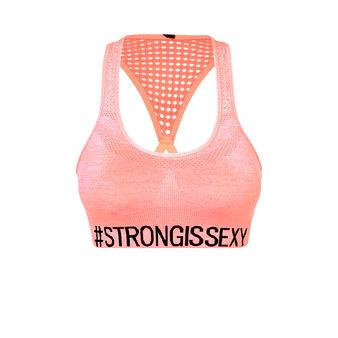 Top deportivo rosa becomiz pink.