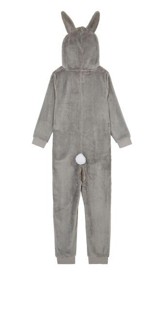 Mono gris de niño bampaniz grey.
