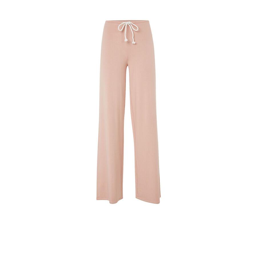 Pantalón rosa overtiz;${refinementColor}