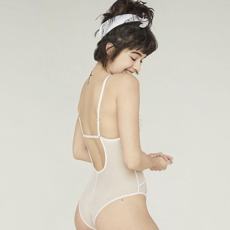 Body blanco madonniz;