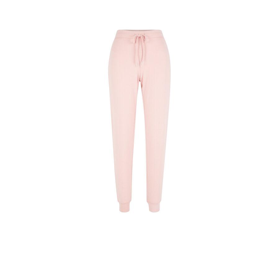 Pantalón rosa quodiz;