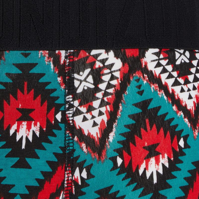Bóxer de algodón con estampado aztekiz;
