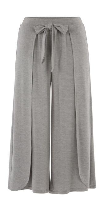 Pantalón gris claro largecrossiz grey.