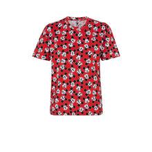 Camiseta roja plumickiz red.