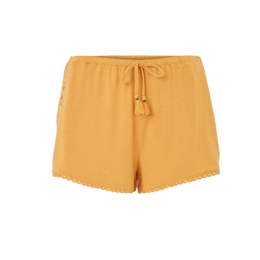 Short amarillo freepiz;${refinementColor}