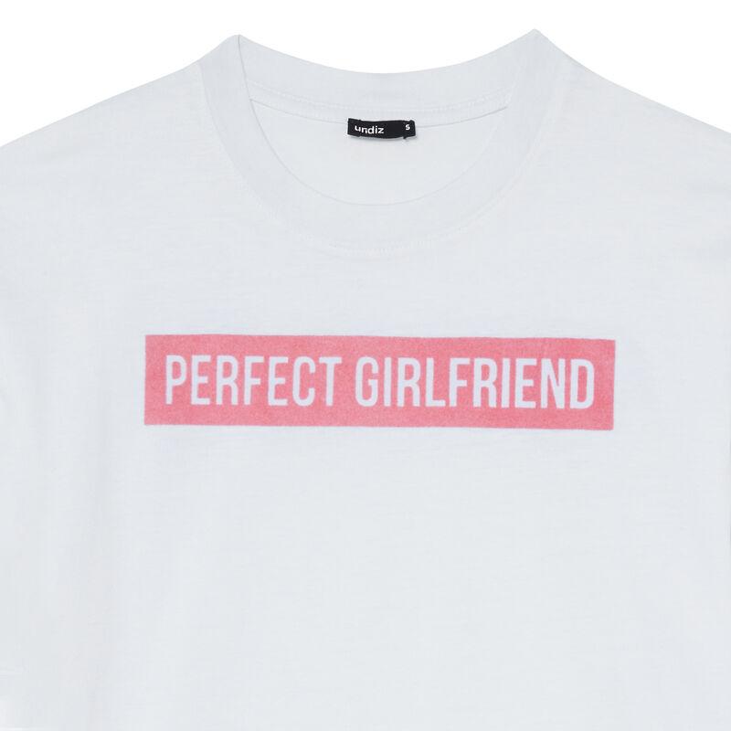 conjunto de top y braguita perfect girlfriend - blanco;