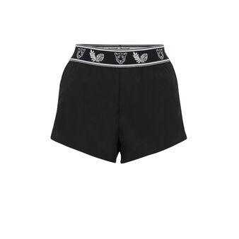 Pantalones cortos negros punksportiz black.