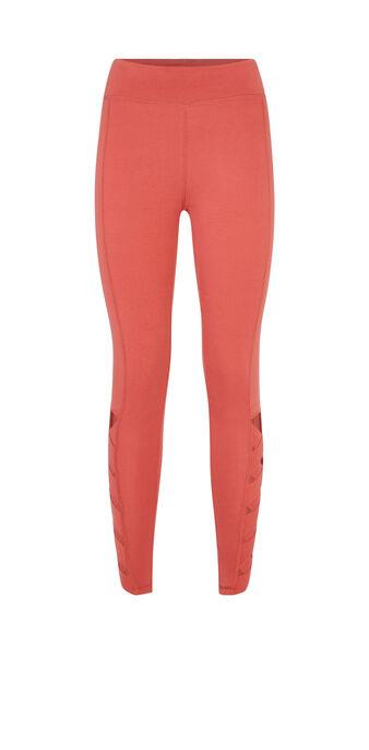 Legging deportivo rosa palo pyoginiz pink.