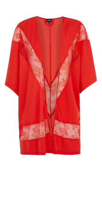 Kimono rojo enticiz red.