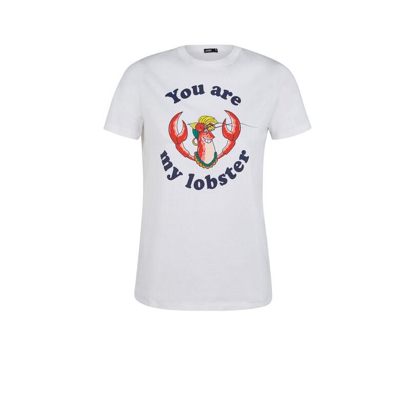 Camiseta blanca Interjenpinciz;