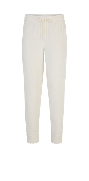 Pantalón beis comfizpoiliz white.
