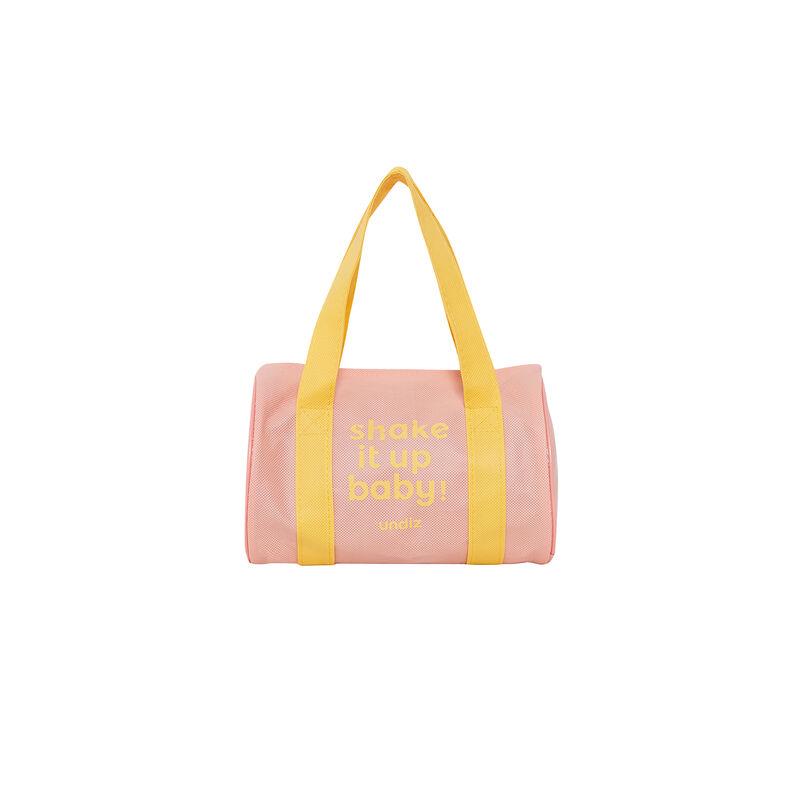 bowling bag pequeña - rosa;