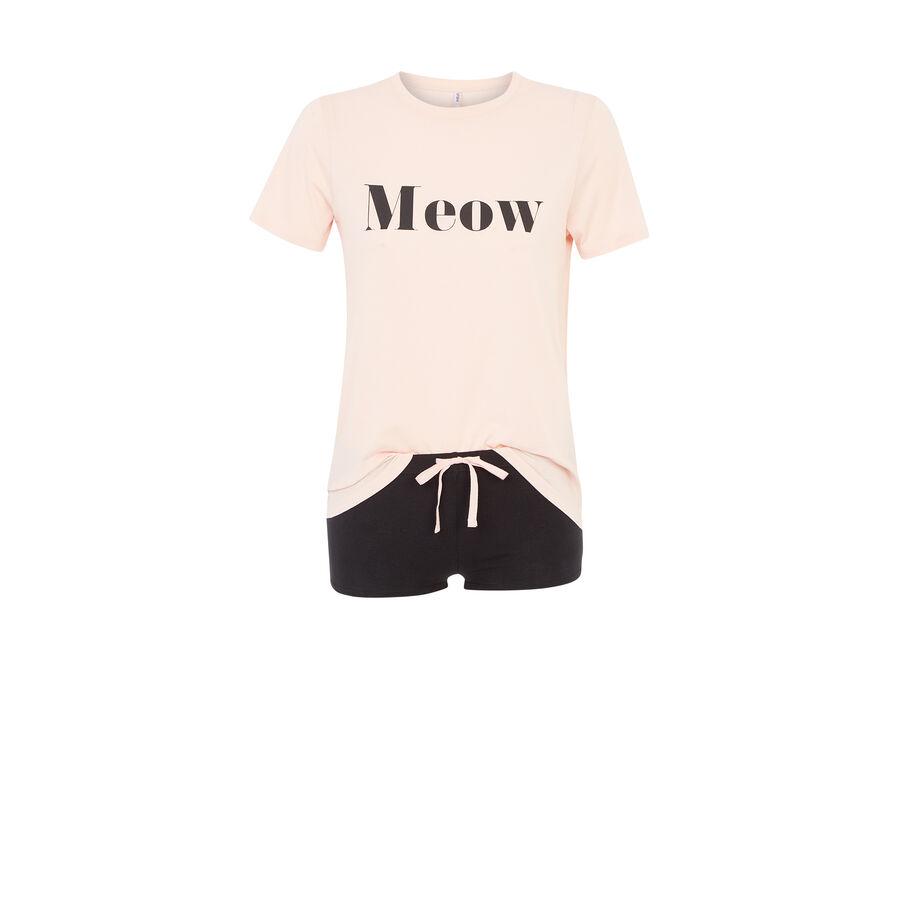 Conjunto de pijama rosa wowmiz;${refinementColor}