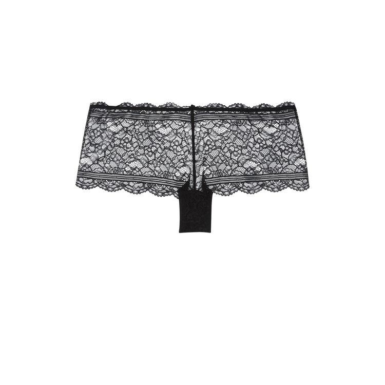 Braguita culotte negro everydayiz;