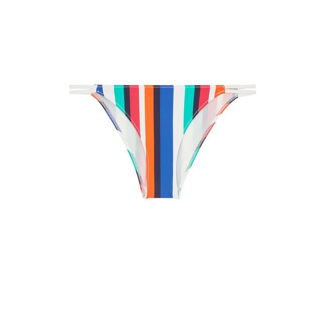 Braguita de bikini bahamiz multicolor;