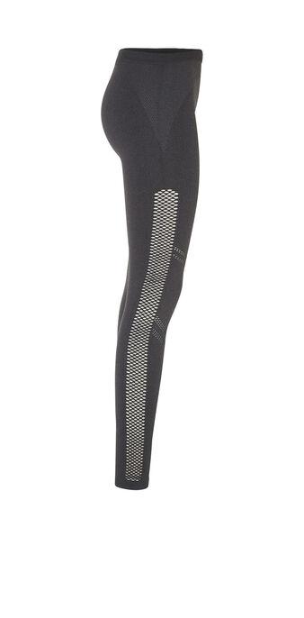 Legging deportivo gris oscuro nocoutiz grey.