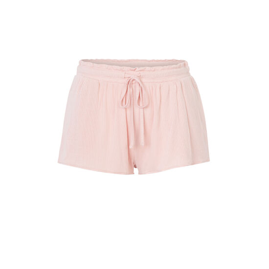 Shorts rosas viribiz;