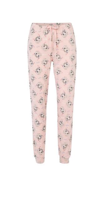 Pantalón deportivo rosa claro gatiz pink.