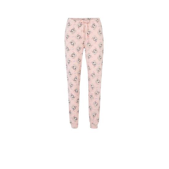 Pantalón rosa claro gatiz;