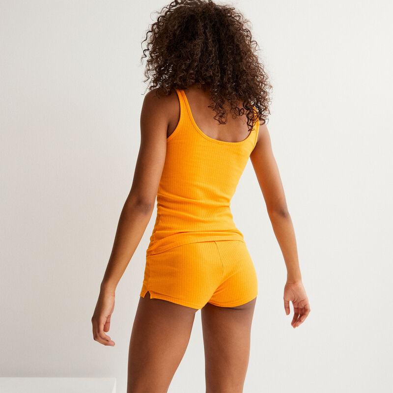 short corto liso - mango;
