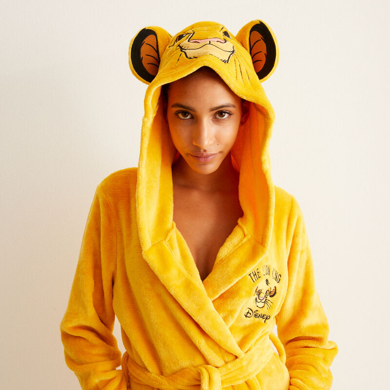 albornoz Simba - amarillo;
