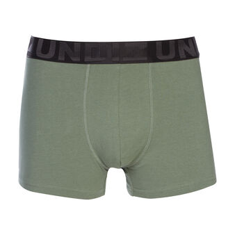 Bóxer verde caqui goaliz green.