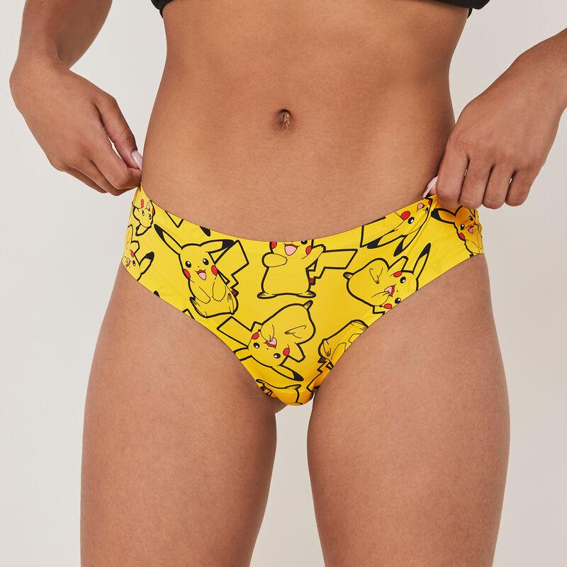 Culotte sin costuras con estampado Pikachu pikakikiz  ;