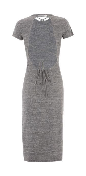 Vestido gris dejaviz grey.