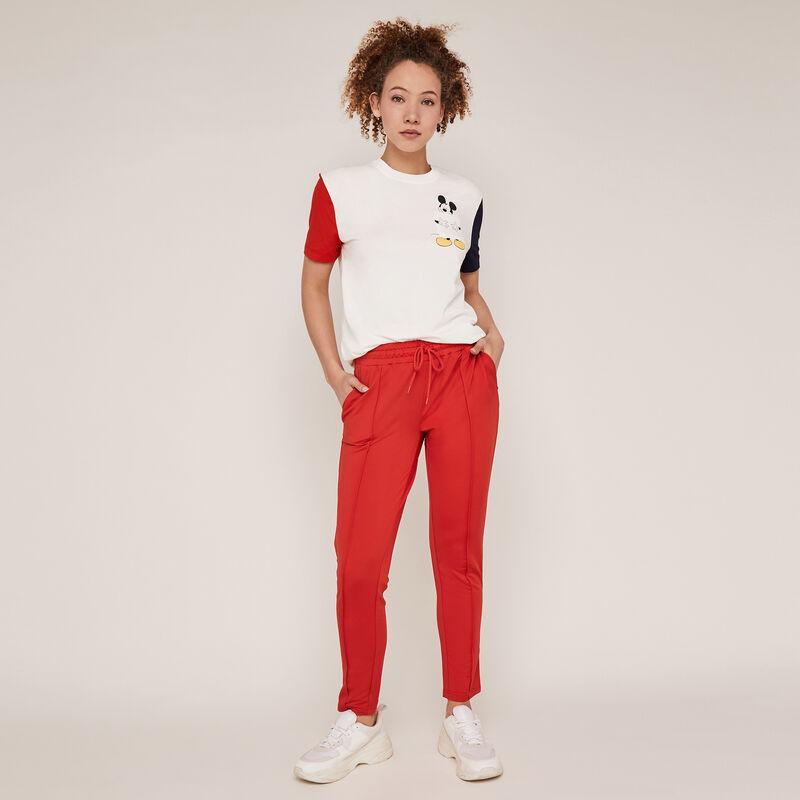 Pantalón de chándal - rojo ;