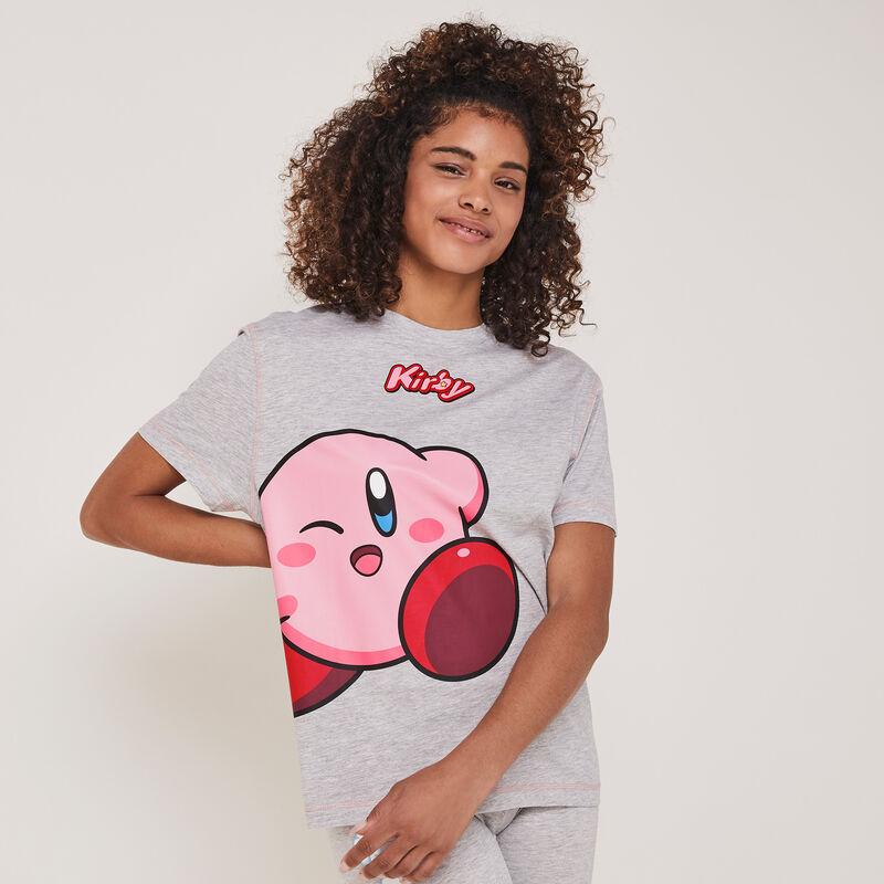 Leggings de punto con estampado Kirby kirbiz;