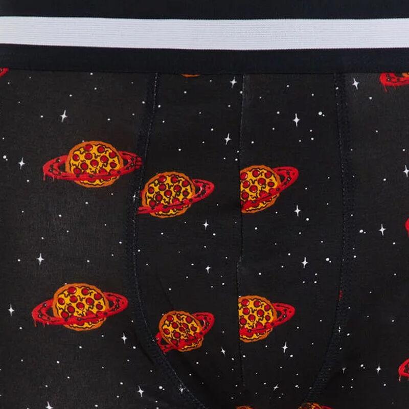 Bóxer negro pizzaplanetiz;