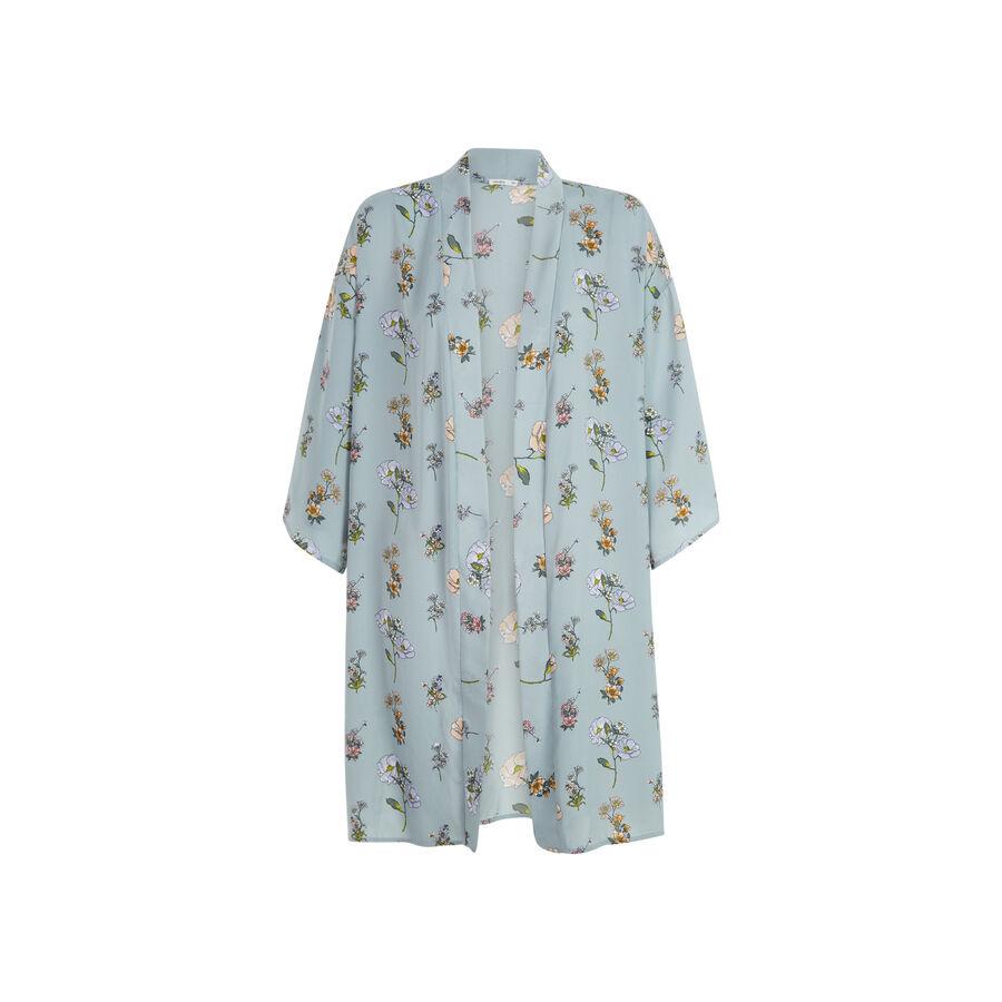 Kimono azul totopliz;