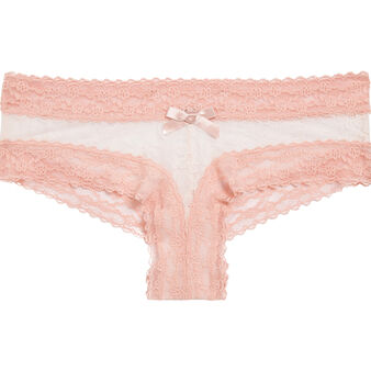 Shorty rosa claro new shoppiz pink.