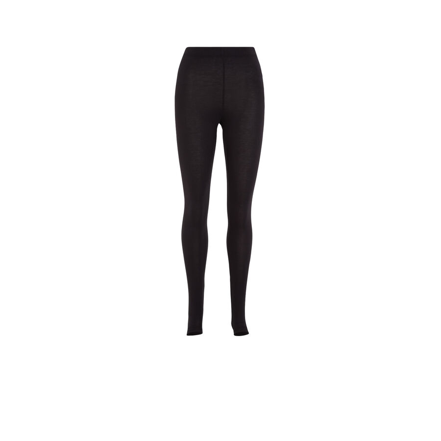 Legging noir warmiz;
