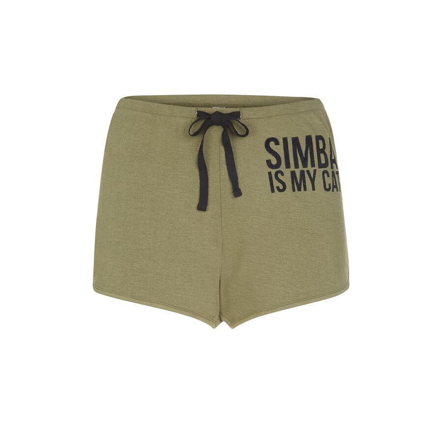 Short verde caqui simbaiz;${refinementColor}