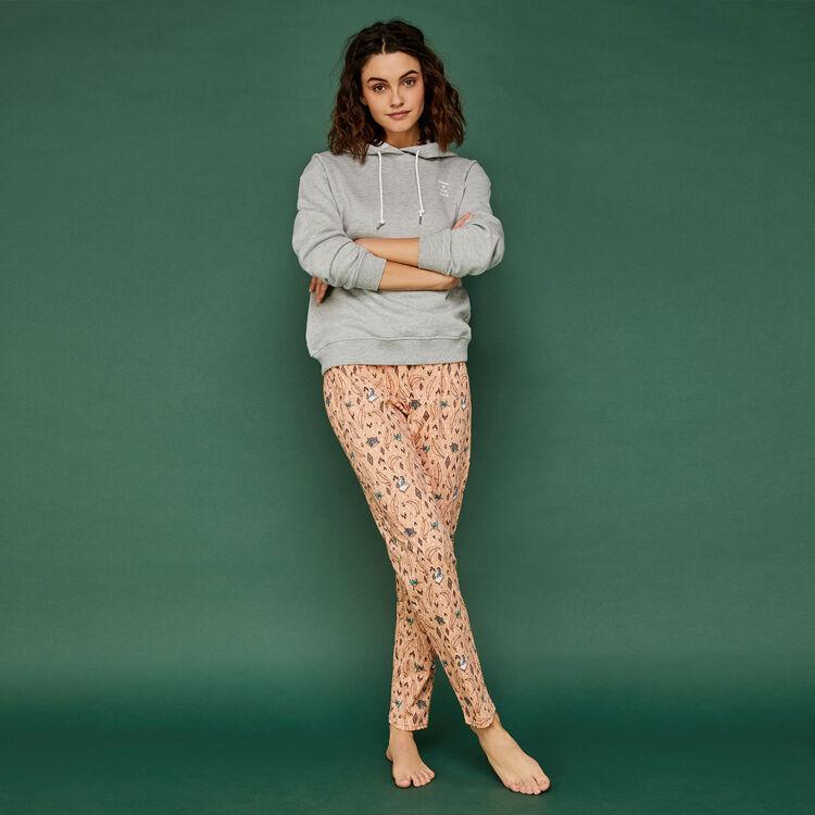 Pantalón rosa jungliz;