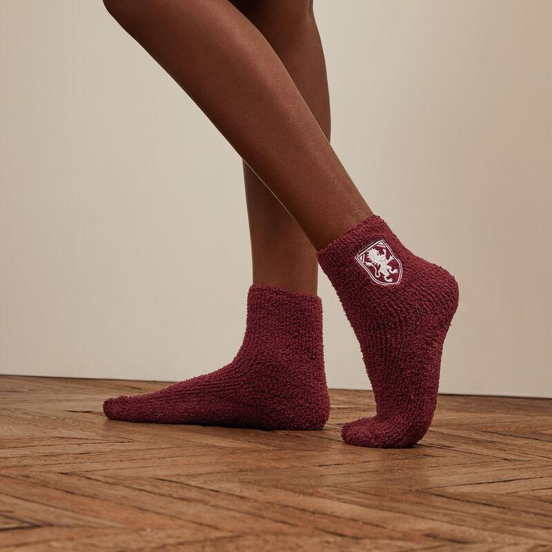 calcetines Gryffindor - burdeos;