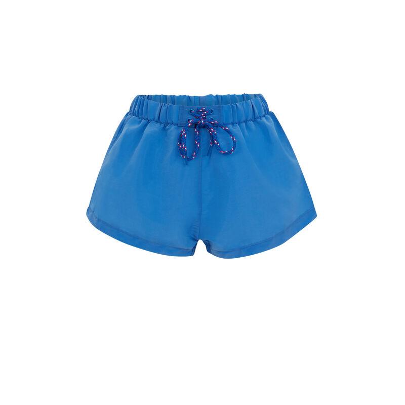 Short de baño - azul;