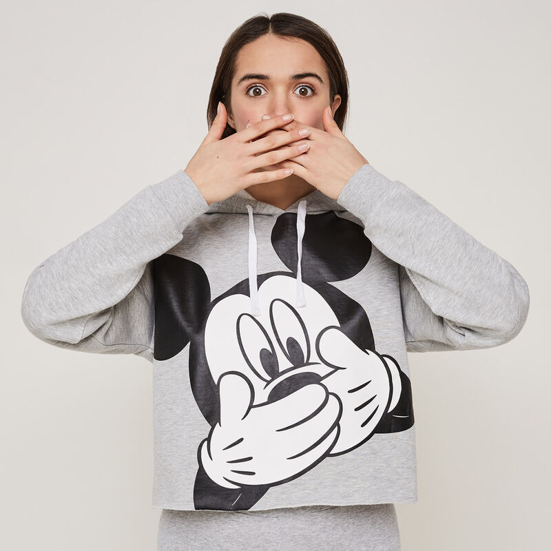 Sudadera con capucha Mickey mickijumpiz;
