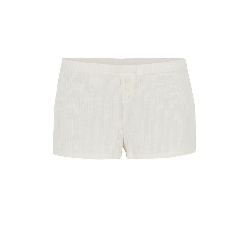 Short corto liso - crudo;
