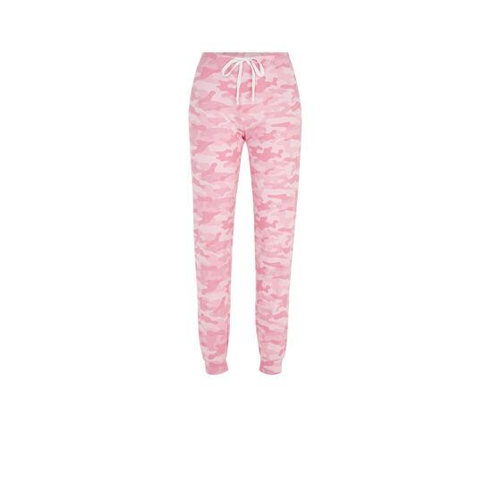 Pantalón de chándal rosa terfliz;