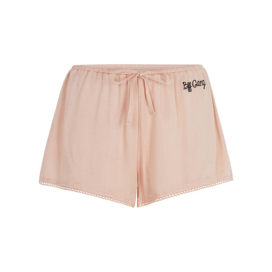 Undiz Short rosa squadiz