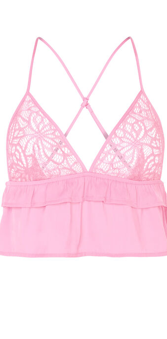 Top rosa jimacquiz pink.