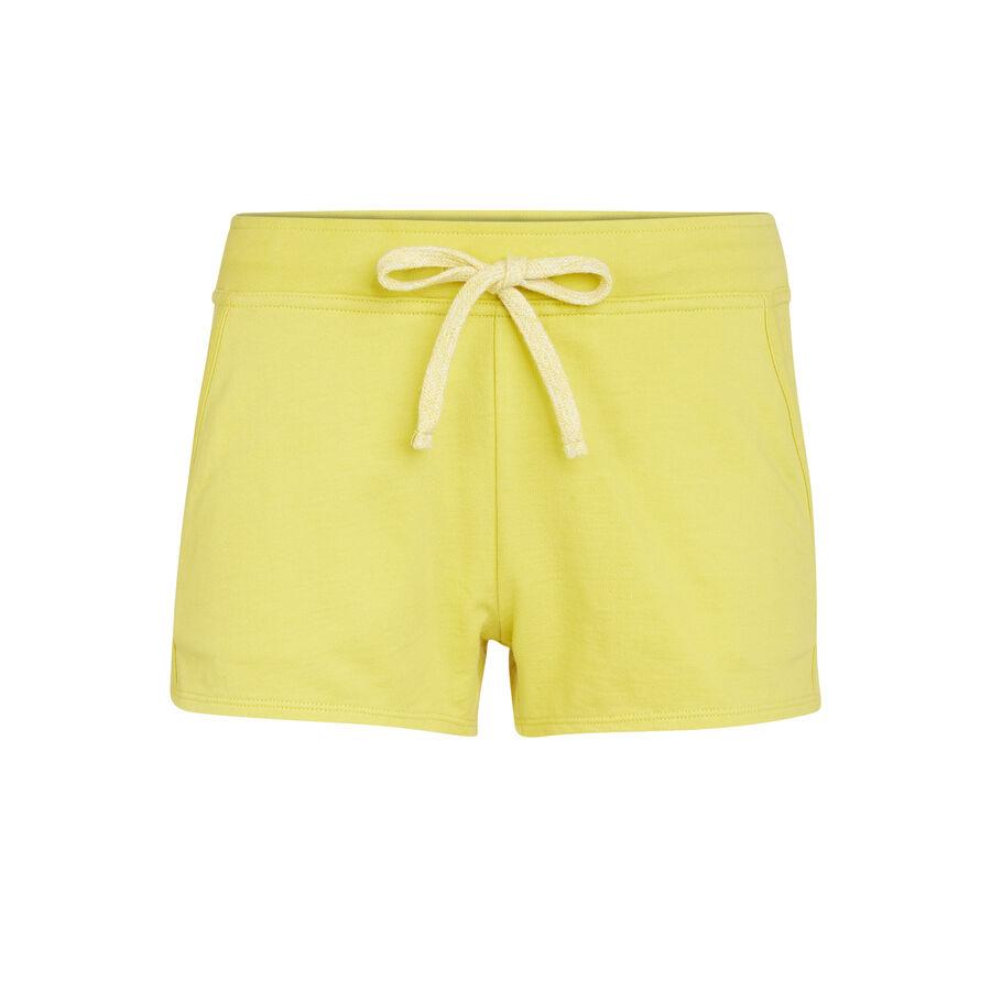 Short amarillo stelliz;