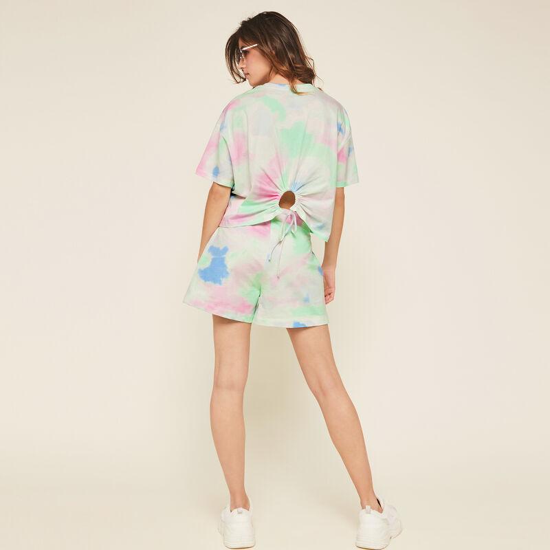 Shorts multicolores thanknextiz;