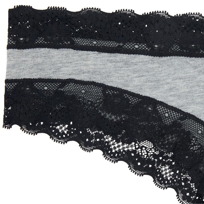Braguita culotte de algodón Greyteriz;