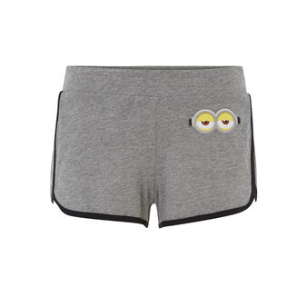 Short gris mieyeiz grey.