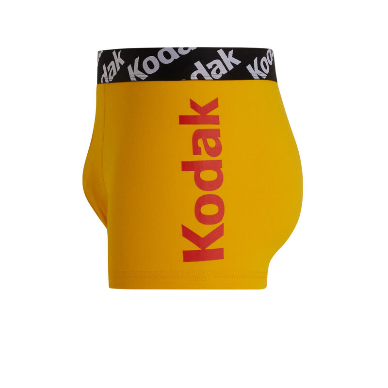 Bóxer de algodón con estampado Kodak waistcutiz;